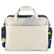 Stylowa duża torba dla mamy na pieluszki – do szpitala, na baby shower
