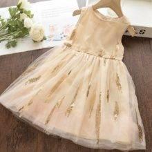 Elegancka sukienka dla dziewczynki na wesele
